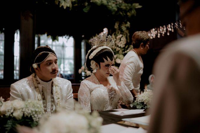 Devita & Ivan Wedding by Casablanca Design - 016