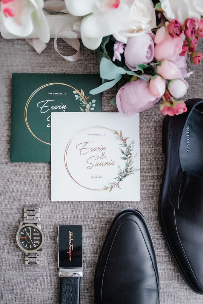 Wedding Day - Erwin & Sonia by Aniwa Pictures - 010