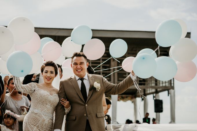 The Wedding of Hendrik & Mega by bridestore indonesia - 038