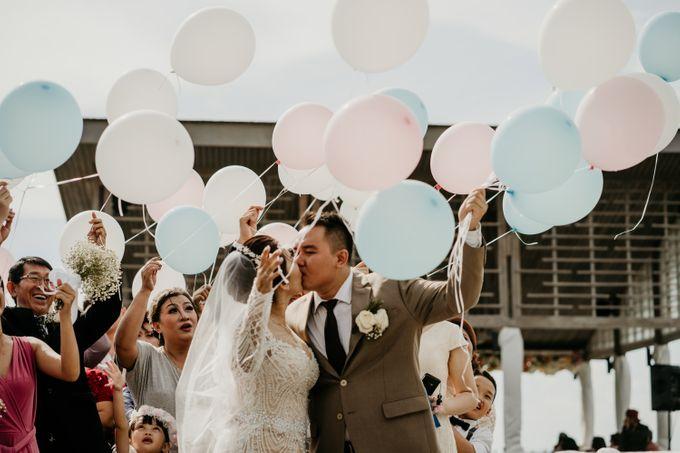The Wedding of Hendrik & Mega by bridestore indonesia - 039
