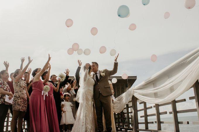 The Wedding of Hendrik & Mega by bridestore indonesia - 040