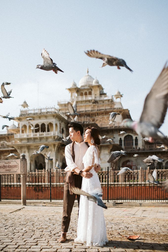 Willy & Dewi India Pre-wedding Photo & Video by Venema Pictures - 030