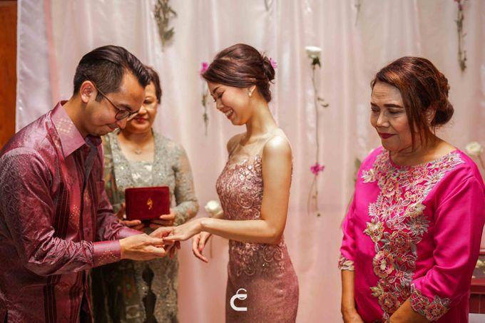 Engagement of Yoshi & Marcia by Glenn Chandra Wedding - 014