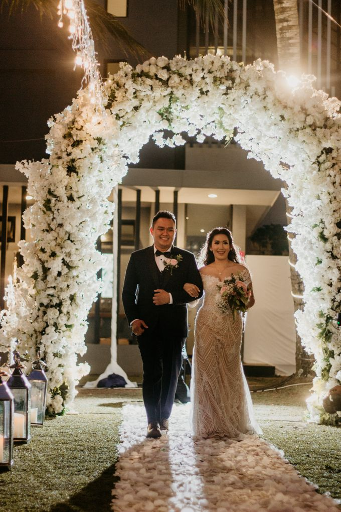 The Wedding of Hendrik & Mega by bridestore indonesia - 041