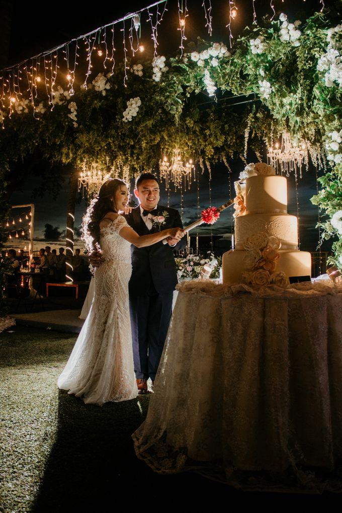 The Wedding of Hendrik & Mega by bridestore indonesia - 044