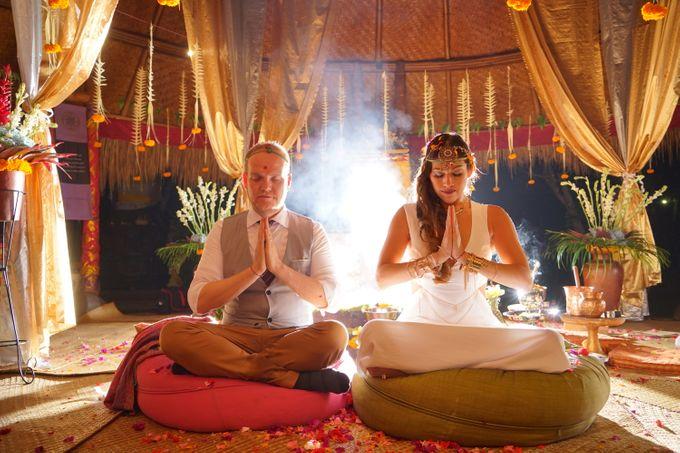 Renewal Vow Matt & Keri by Fivelements Bali Retreat - 014