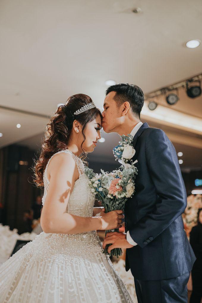 Wedding of Margaretha & Purwo Adi by Ariel Photography - 022