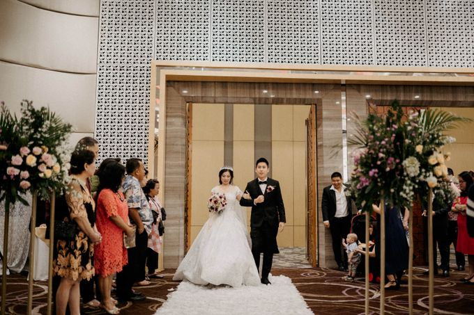 Wedding Day of Yanto & Marcella by KIN Moments - 040