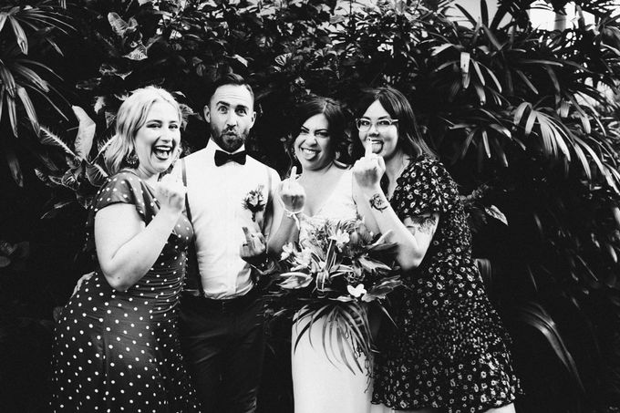 Wedding of  Jenna & Marten by Mata Zoe - 021