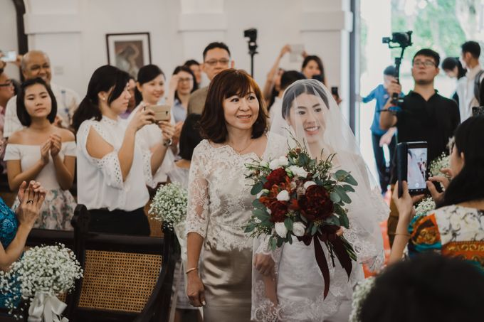 Wedding of Amelia & Ezekiel by Natalie Wong Photography - 008