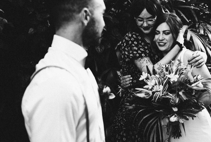 Wedding of  Jenna & Marten by Mata Zoe - 022