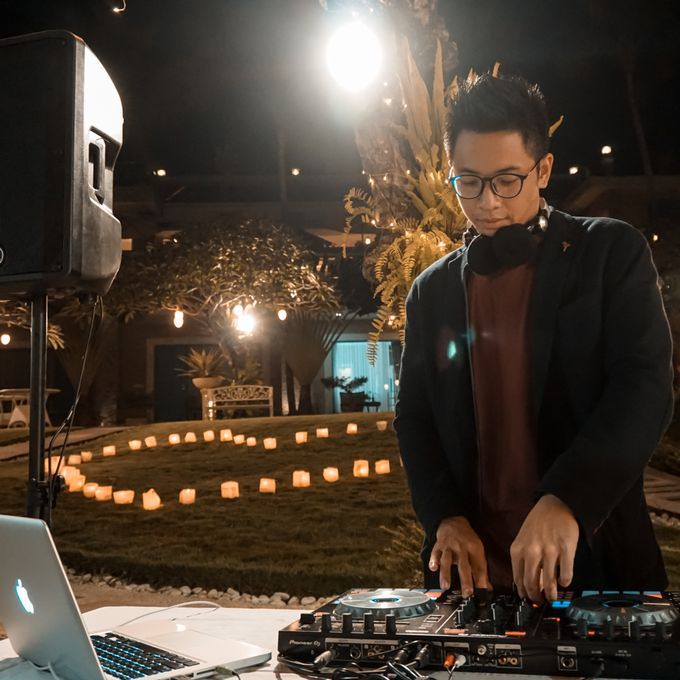 Christover & Devina Wedding by Music For Life - Wedding DJ - 003