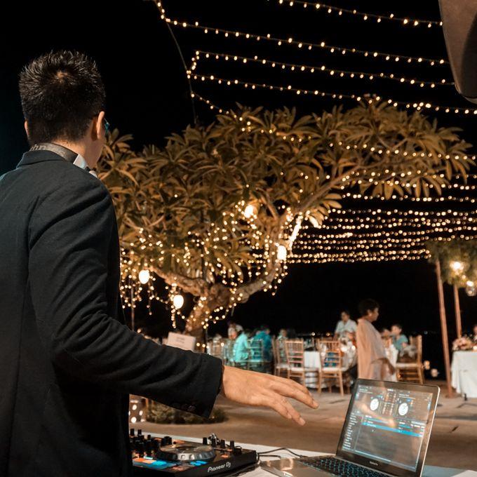 Christover & Devina Wedding by Music For Life - Wedding DJ - 004