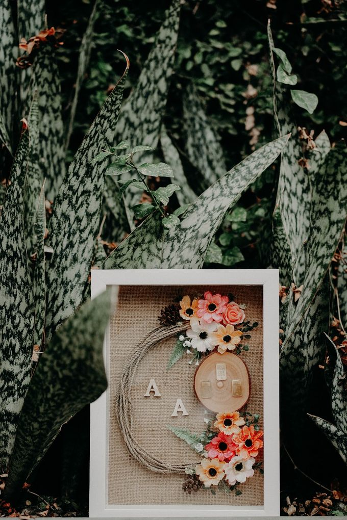 Wondrous Collaboration Package by Peony and Brides Invitation - 002
