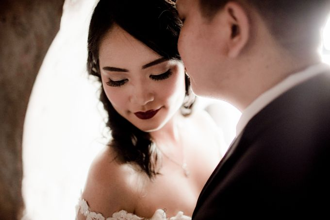 Jogja Prewedding Stanley & Juwita by AHENjunius Photography - 029