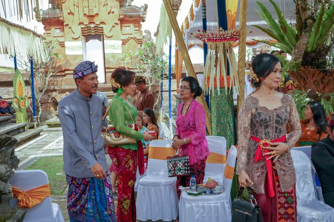 Indra & Mirah Wedding by Puri Saren Agung Taman - 005