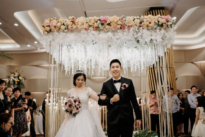 Wedding Day of Yanto & Marcella by KIN Moments - 041