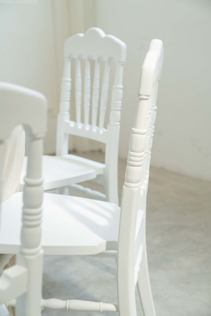 Napoleon Chairs by Le Scarlet Rental - 007
