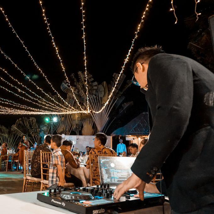 Christover & Devina Wedding by Music For Life - Wedding DJ - 006