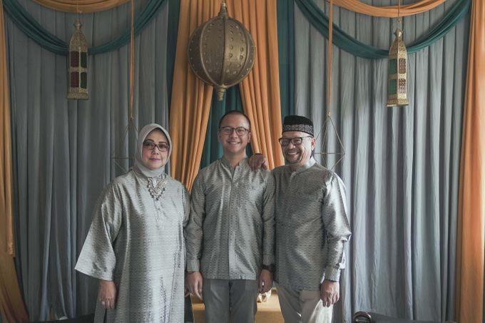 Pengajian Emir & Cinin by UK International Jakarta - 010