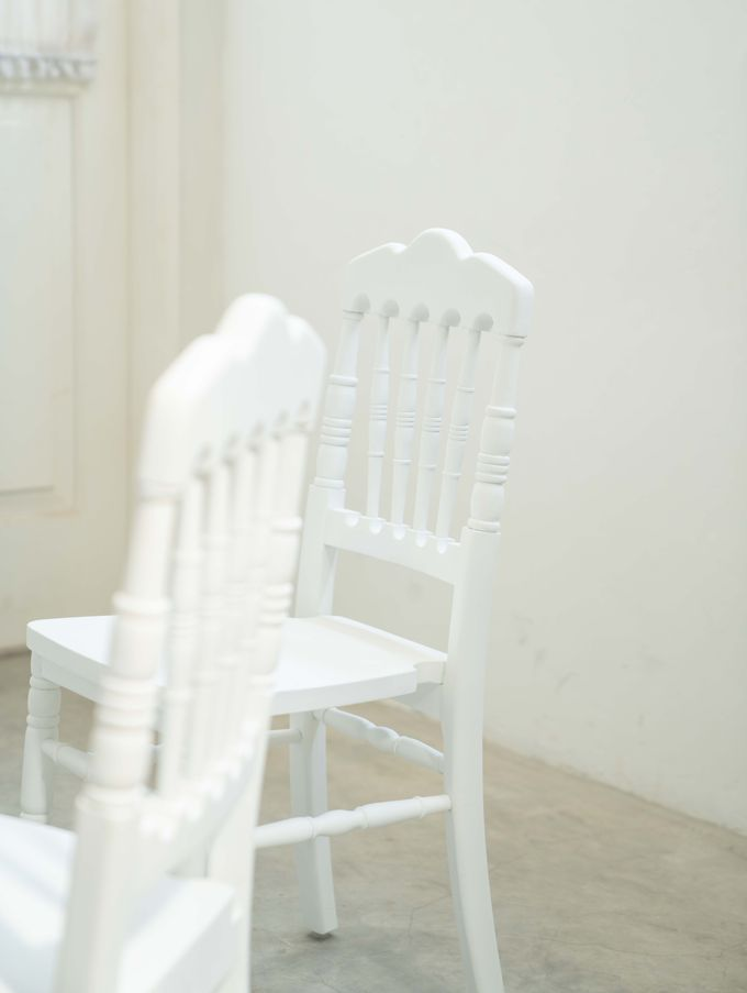 Napoleon Chairs by Le Scarlet Rental - 011