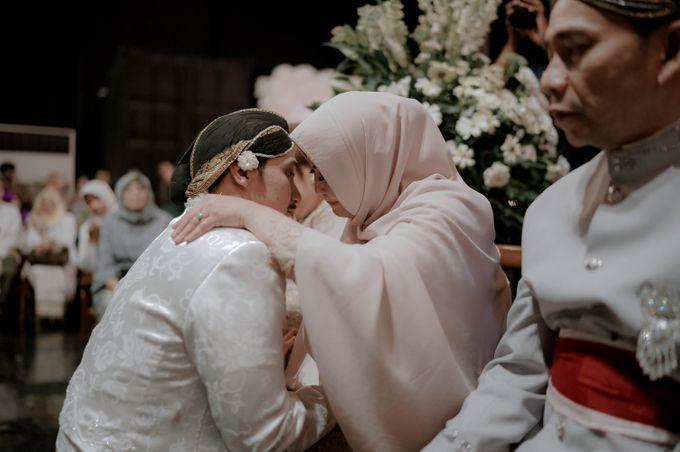 Devita & Ivan Wedding by Casablanca Design - 026
