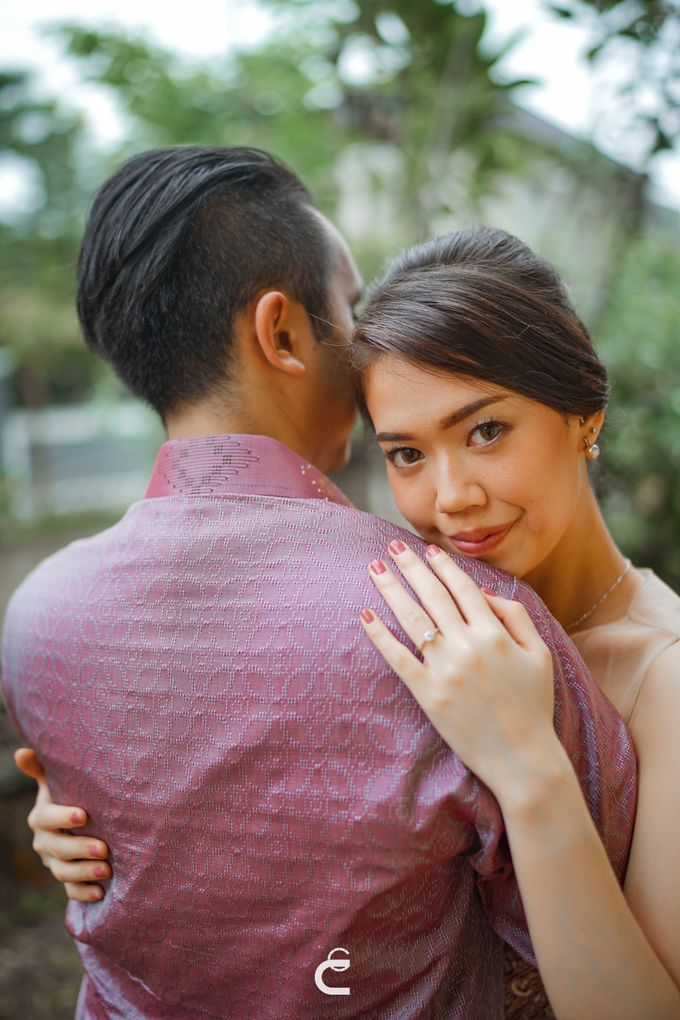 Engagement of Yoshi & Marcia by Glenn Chandra Wedding - 022
