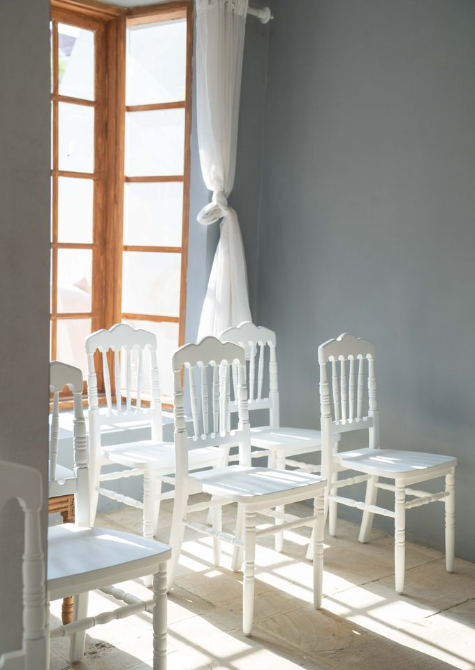 Napoleon Chairs by Le Scarlet Rental - 017