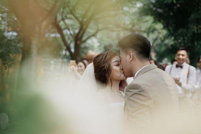 Ceremony Wedding Revi & Angel 19 Mei 2019 by Priceless Wedding Planner & Organizer - 001