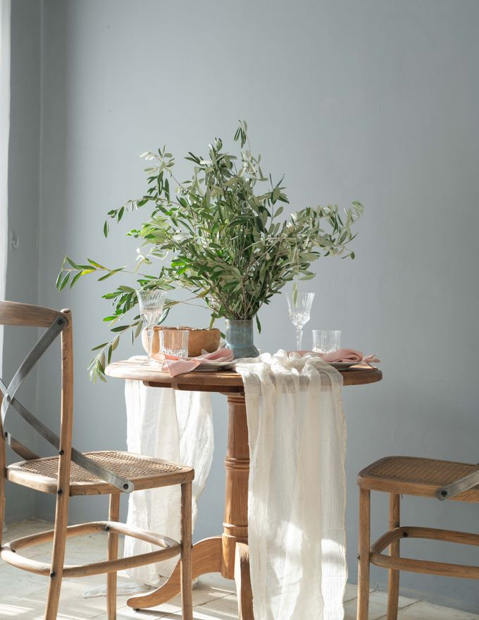 Crossback Chairs by Le Scarlet Rental - 002