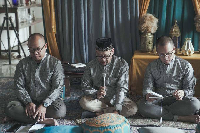 Pengajian Emir & Cinin by UK International Jakarta - 007
