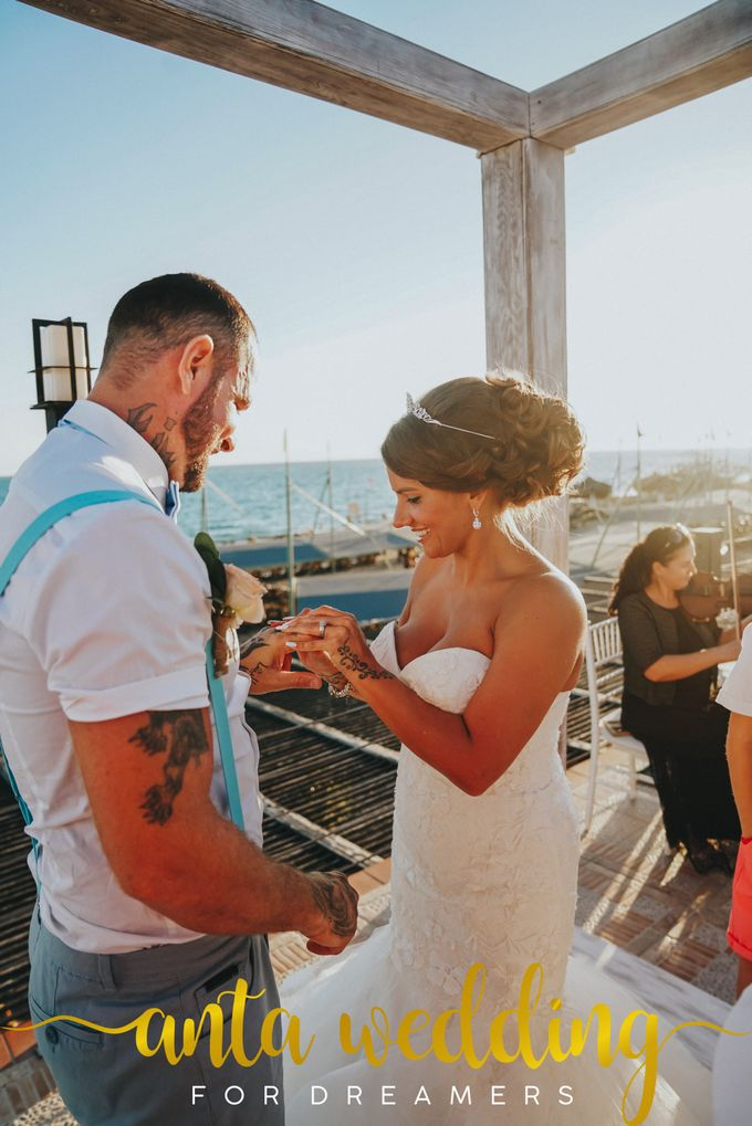 Wedding of British Couple by Anta Organization Wedding & Event Planner - 007