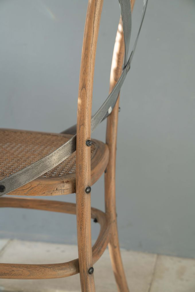 Crossback Chairs by Le Scarlet Rental - 006