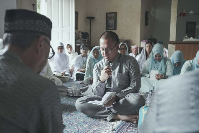 Pengajian Emir & Cinin by UK International Jakarta - 008
