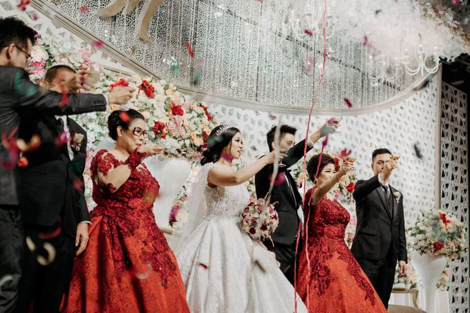 Wedding Day of Yanto & Marcella by KIN Moments - 044