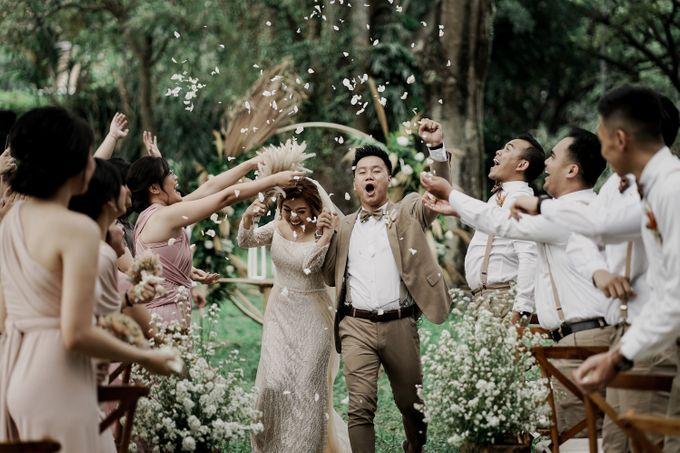 Ceremony Wedding Revi & Angel 19 Mei 2019 by Priceless Wedding Planner & Organizer - 012