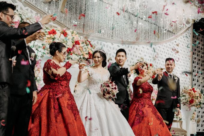 Wedding Day of Yanto & Marcella by KIN Moments - 045