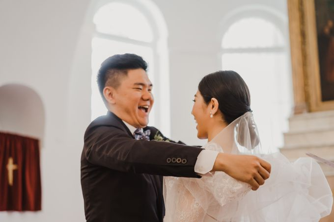 Wedding of Amelia & Ezekiel by Natalie Wong Photography - 013