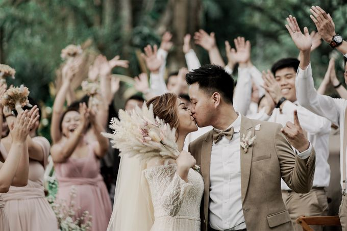 Ceremony Wedding Revi & Angel 19 Mei 2019 by Priceless Wedding Planner & Organizer - 005