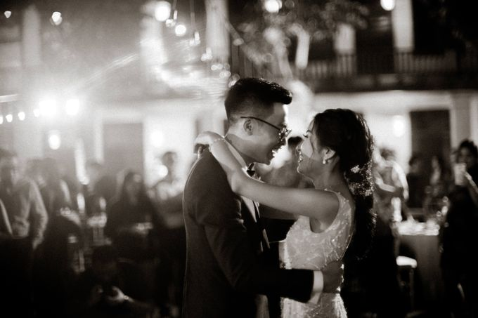 Ryan & Feli Wedding day by Keyva Photography - 033