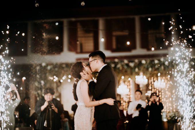 Ryan & Feli Wedding day by Keyva Photography - 034