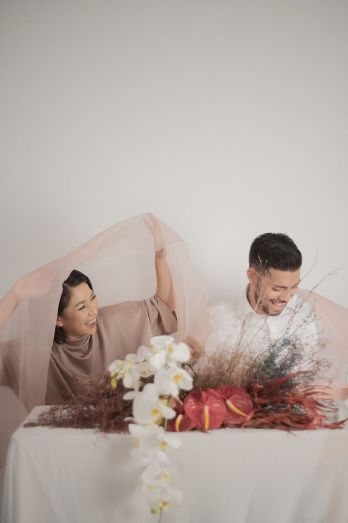 Dinda & Abimanyu Prewedding by Journal Portraits - 032