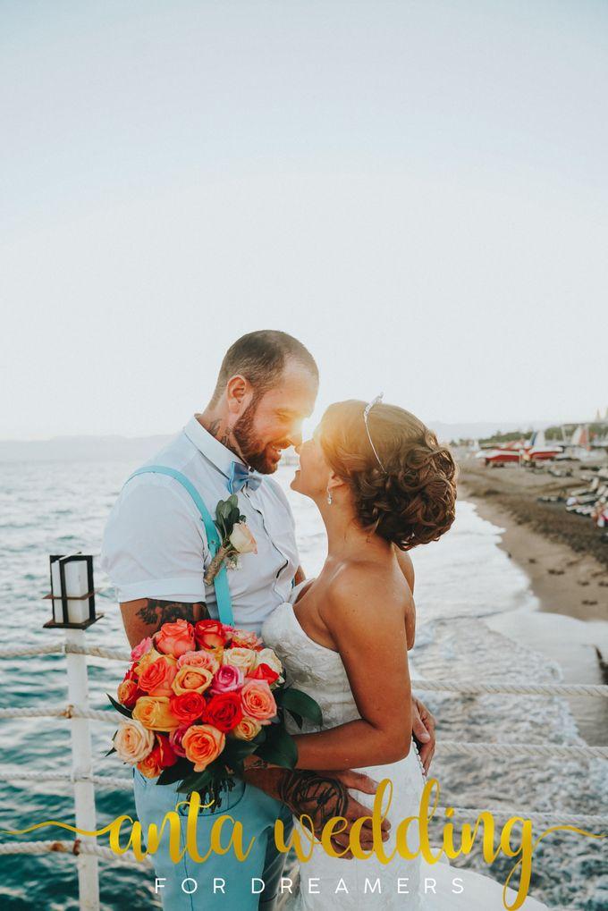 Wedding of British Couple by Anta Organization Wedding & Event Planner - 009