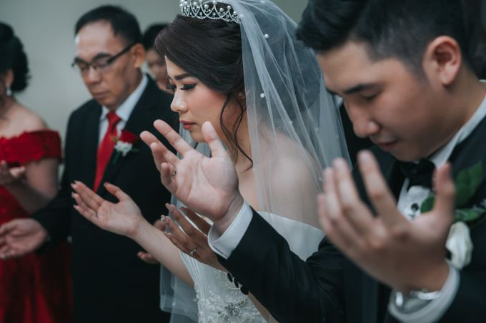 Resepsi dan Pemberkatan Irene & Adit at Central Resto by GoFotoVideo - 030