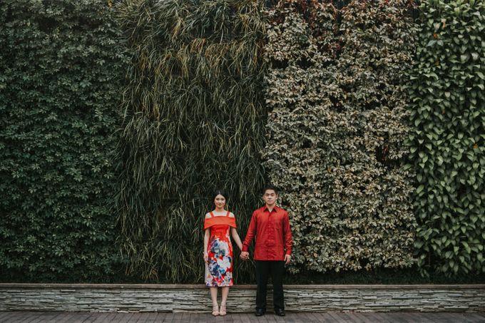 Gaby & Kevin Engagement at Mandarin Oriental Hotel by Mandarin Oriental, Jakarta - 001