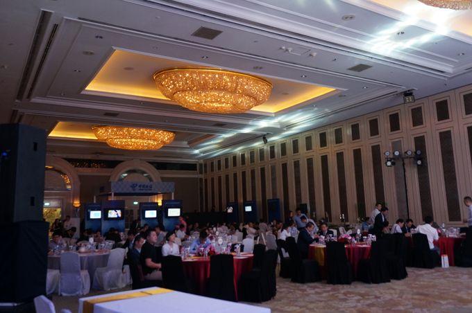 Indonesia Chinese Enterprise Information Development Forum by MC Mandarin Linda Lin - 002