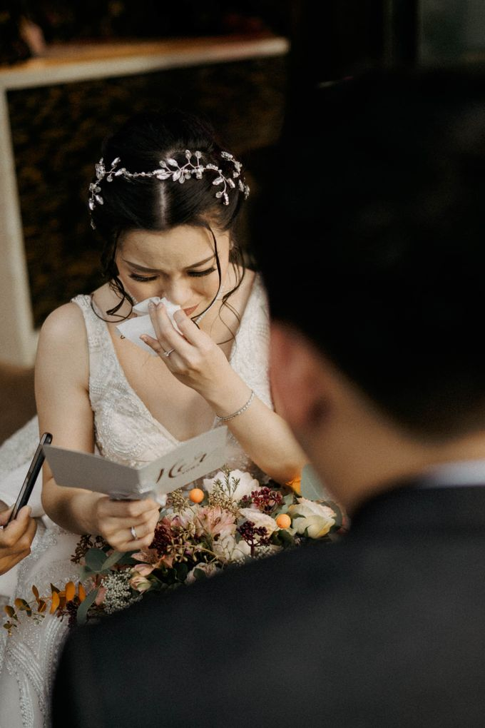 Wedding Day of  Albert & Connie by KIN Moments - 033