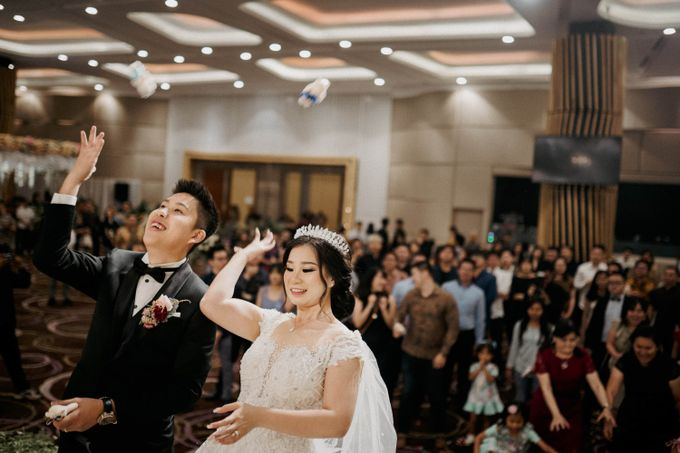 Wedding Day of Yanto & Marcella by KIN Moments - 046
