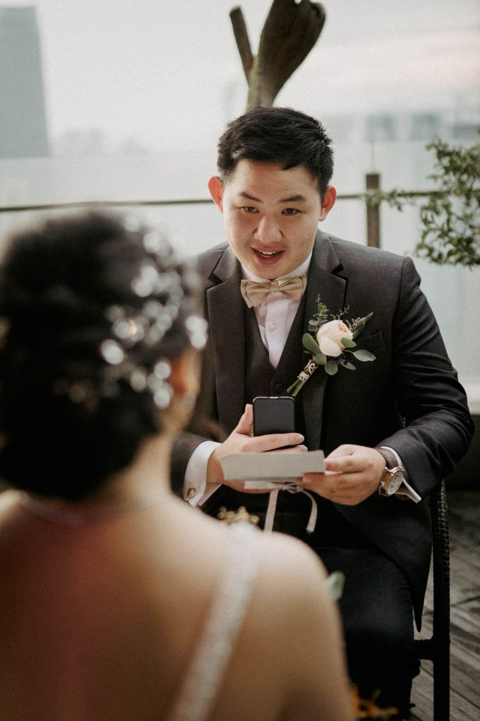 Wedding Day of  Albert & Connie by KIN Moments - 032
