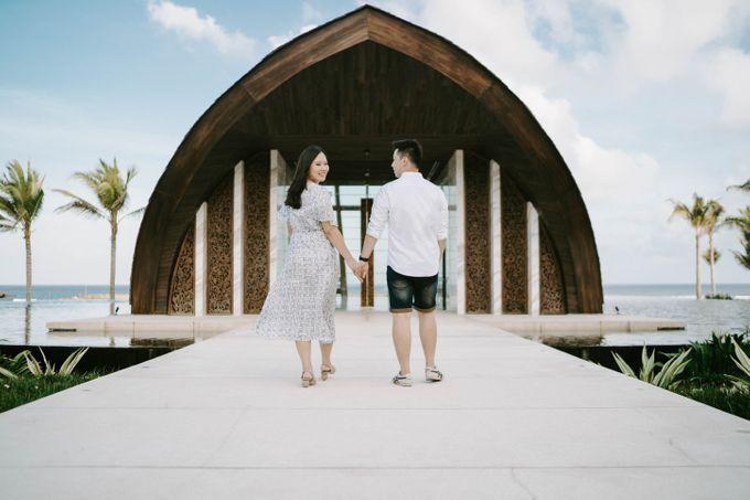 Proposal Jeffrey & Desy by The Apurva Kempinski Bali - 008